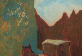 黄河石林之驴的