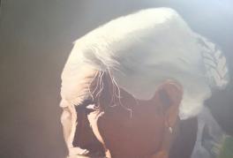 老奶奶的肖像
