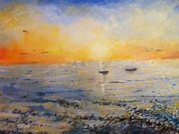 《甘肃美术》强力推介牛浩东油画作品