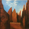 静谧平和中的壮美 ——读牛浩东的风景作品